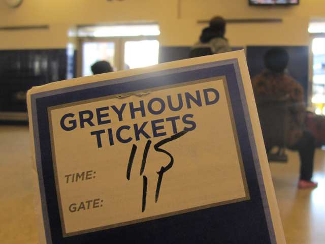 Discount Greyhound Tickets