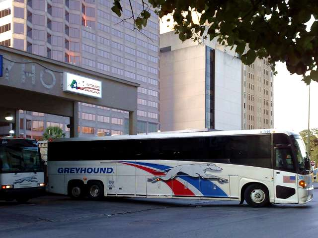 Greyhound Bus Tickets: One Way